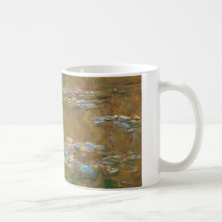 Claude Monet - The Water Lily Pond Coffee Mug