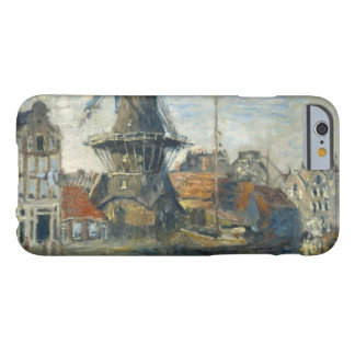 Claude Monet - The Windmill on the Onbekende Barely There iPhone 6 Case