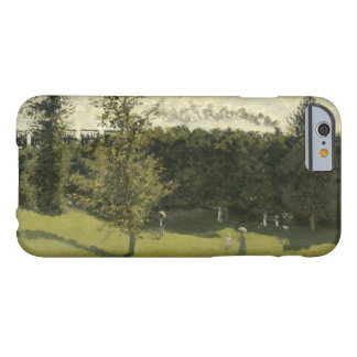 Claude Monet - Train in the Countryside Barely There iPhone 6 Case