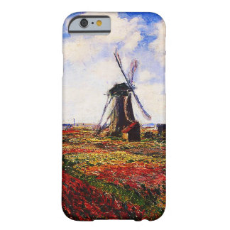 Claude Monet-Tulips Fields Barely There iPhone 6 Case