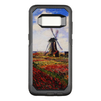 Claude Monet-Tulips Fields OtterBox Commuter Samsung Galaxy S8 Case