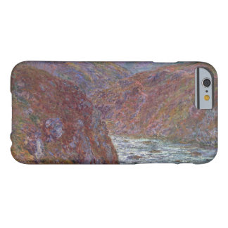 Claude Monet - Valley of the Creuse (Gray Day) Barely There iPhone 6 Case