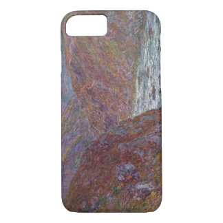 Claude Monet - Valley of the Creuse (Gray Day) iPhone 7 Case