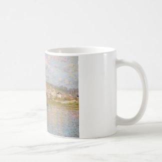 Claude Monet - Vétheuil Coffee Mug