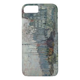 Claude Monet - View of the Prins Hendrikkade iPhone 7 Case