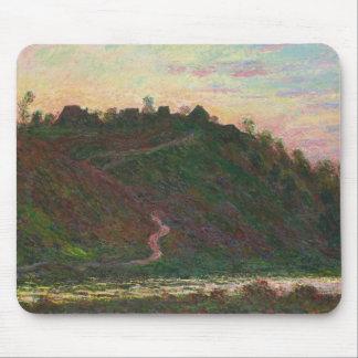 Claude Monet - Village of La Roche-Blond Mouse Pad