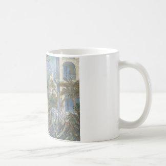 Claude Monet - Villas at Bordighera Coffee Mug