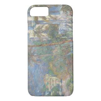 Claude Monet - Villas at Bordighera iPhone 7 Case