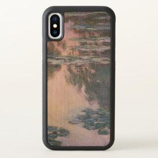 Claude Monet Water Lilies, 1907 GalleryHD Fine Art iPhone X Case