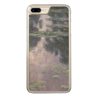 Claude Monet Water Lilies 1907 Nymphéas GalleryHD Carved iPhone 8 Plus/7 Plus Case
