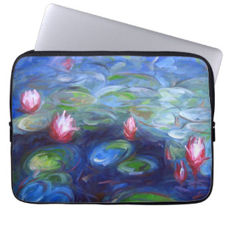 Claude Monet: Water Lilies 2 Laptop Sleeve