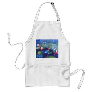 Claude Monet: Water Lilies 2 Standard Apron