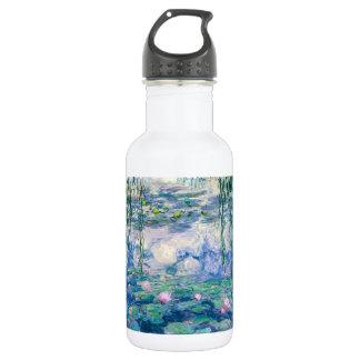 CLAUDE MONET - Water lilies 532 Ml Water Bottle