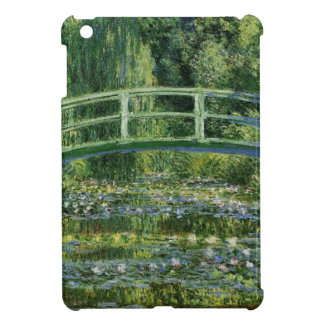 Claude Monet Water Lilies and Japanese Bridge Case For The iPad Mini