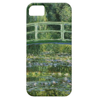 Claude Monet Water Lilies and Japanese Bridge iPhone 5 Cover