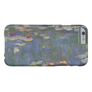 Claude Monet - Water Lilies Barely There iPhone 6 Case