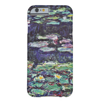 Claude Monet Water Lilies Barely There iPhone 6 Case
