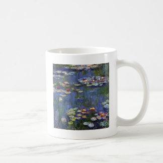 Claude Monet Water Lilies Coffee Mug