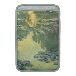 Claude Monet Water Lilies Impressionist Painting Sleeve For MacBook Air