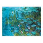 Claude Monet Water Lilies Nympheas GalleryHD