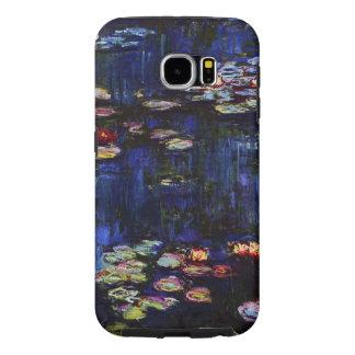 Claude Monet-Water-Lilies Samsung Galaxy S6 Cases