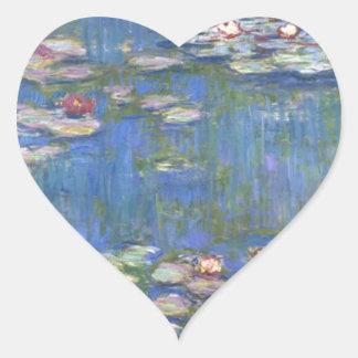 Claude Monet // Water Lilies Sticker
