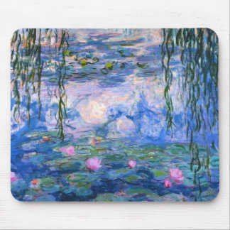 Claude Monet Water Lillies 1919 Mouse Pad