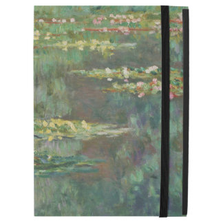"Claude Monet Water Lily Pond Fine Art GalleryHD iPad Pro 12.9"" Case"