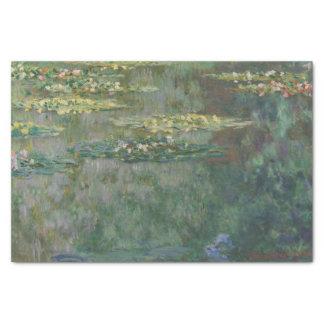 Claude Monet Water Lily Pond Fine Art GalleryHD Tissue Paper