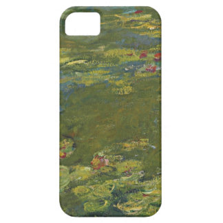 Claude Monet Water Lily Pond iPhone 5 Case
