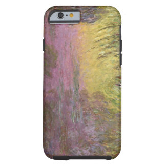 Claude Monet | Waterlilies at Sunset Tough iPhone 6 Case