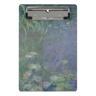 Claude Monet | Waterlilies: Morning, 1914-18 Mini Clipboard