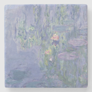 Claude Monet | Waterlilies Stone Coaster