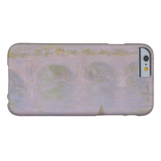 Claude Monet - Waterloo Bridge in London Barely There iPhone 6 Case