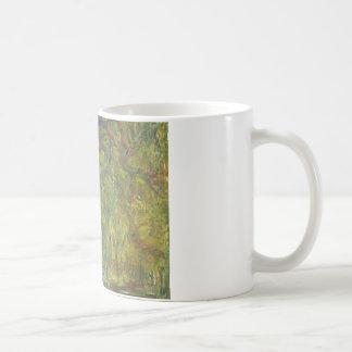 Claude Monet - Weeping Willow Coffee Mug