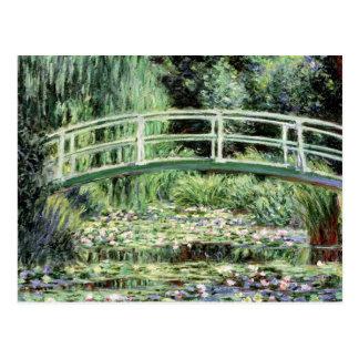 Claude Monet | White Waterlilies, 1899 Postcard