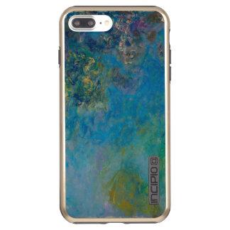 Claude Monet Wisteria Fine Art Floral GalleryHD Incipio DualPro Shine iPhone 8 Plus/7 Plus Case