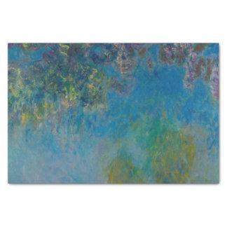 Claude Monet Wisteria Fine Art Floral GalleryHD Tissue Paper