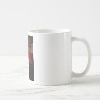 Claude Stuart ~ Rock n Roll Comedy! Basic White Mug