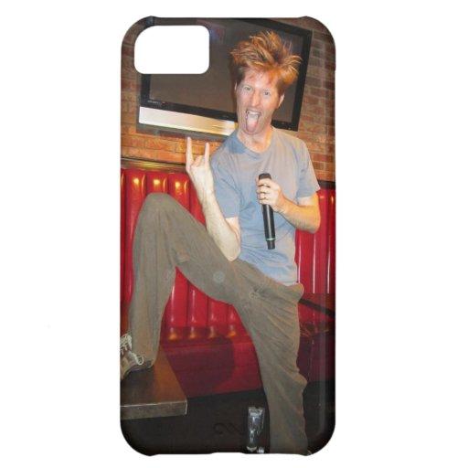 Claude Stuart ~ Rock n Roll Comedy! iPhone 5C Covers