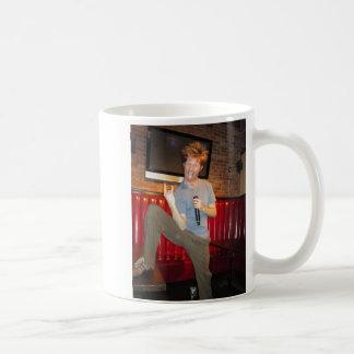 Claude Stuart ~ Rock n Roll Comedy! Coffee Mugs