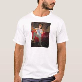 Claude Stuart ~ Rock n Roll Comedy! T-Shirt