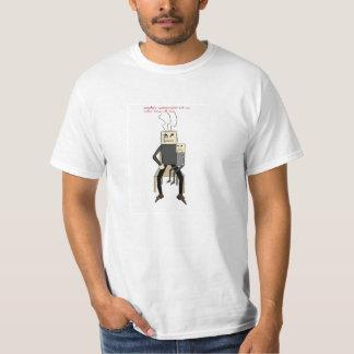 Claude Triste Ventriloquist T-Shirt