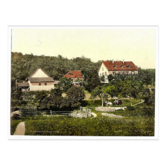 Claushof, Bad Kissengen (i.e. Bad Kissingen), Bava Postcard