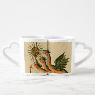 Clavis Artis Dragons Coffee Mug Set