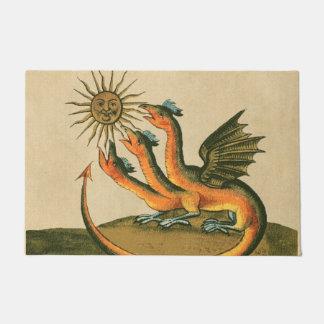 Clavis Artis Dragons Doormat