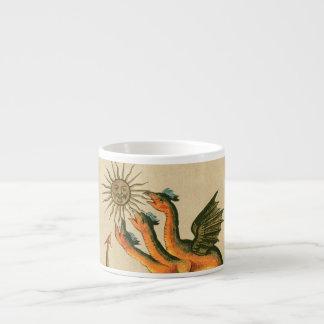 Clavis Artis Dragons Espresso Cup