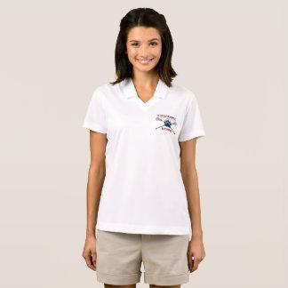Claw Logo Women's Nike Dri-FIT Pique Polo Shirt