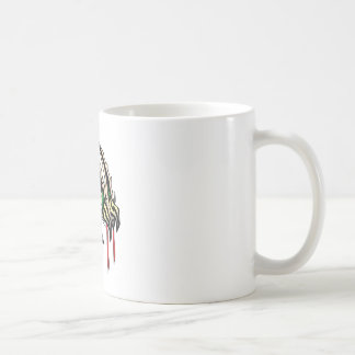 Claws Ripping Coffee Mug