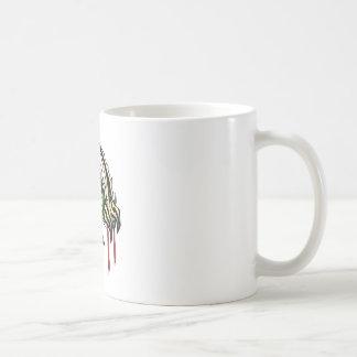 Claws Ripping Coffee Mug